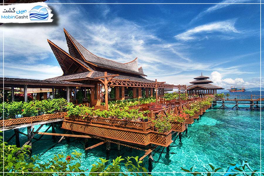 جزیره صباح مالزی