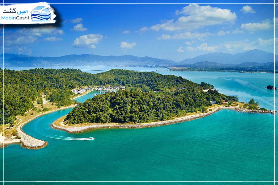 جزیره مالزی