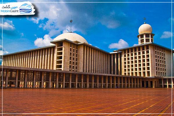 مسجد استقلال جاکارتا