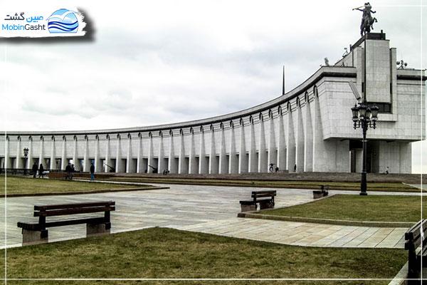 موزه جنگ مسکو