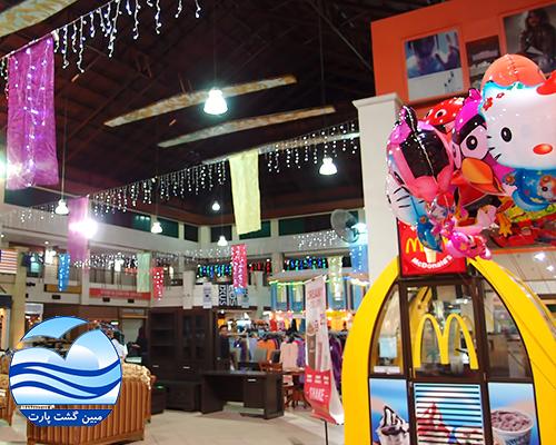 فروشگاه جئوپارک تور لنکاوی