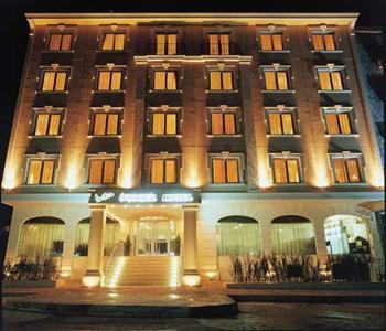 هتل Topkapi Hotel