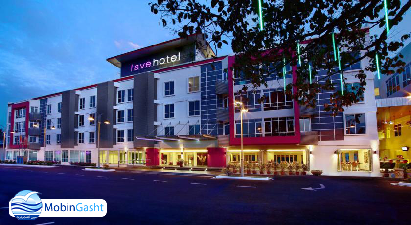 هتل Favehotel Cenang Beach