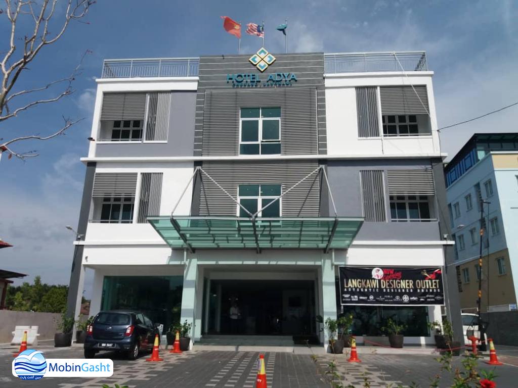هتل Adya Hotel Chenang
