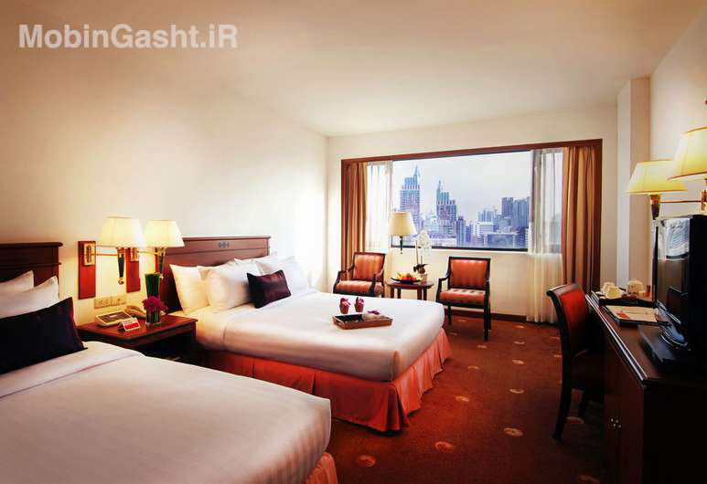 هتل Ramada D'MA Bangkok شهر بانکوک