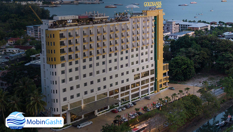 هتل Goldsands Hotel