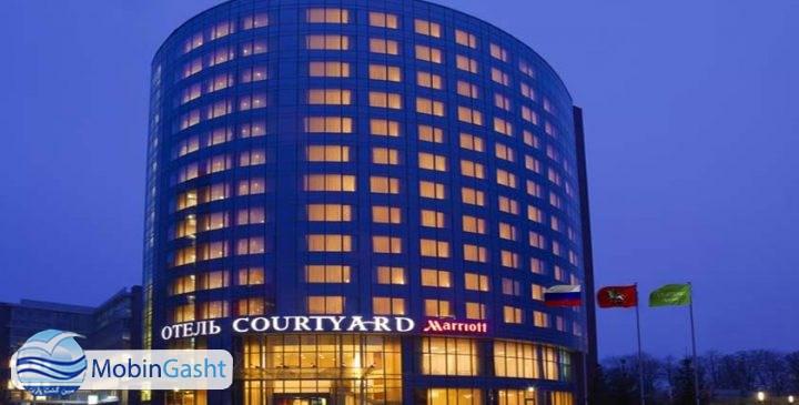 Marriott Moscow Paveletskaya