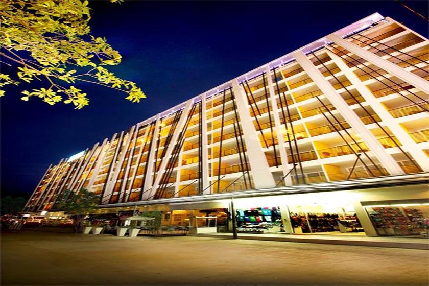 هتل Ashlee Hub Hotel Patong