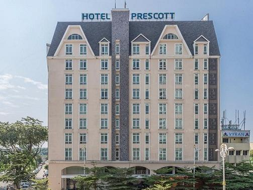 هتل Expressionz Suites