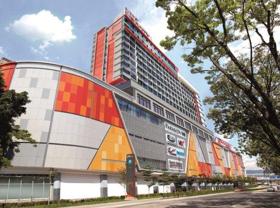 هتل سانوی ولوسیتی, معرفی هتل سان وی ولوسیتی,تور کوالالامپور هتل Sunway Velocity,تور مالزی مبین گشت