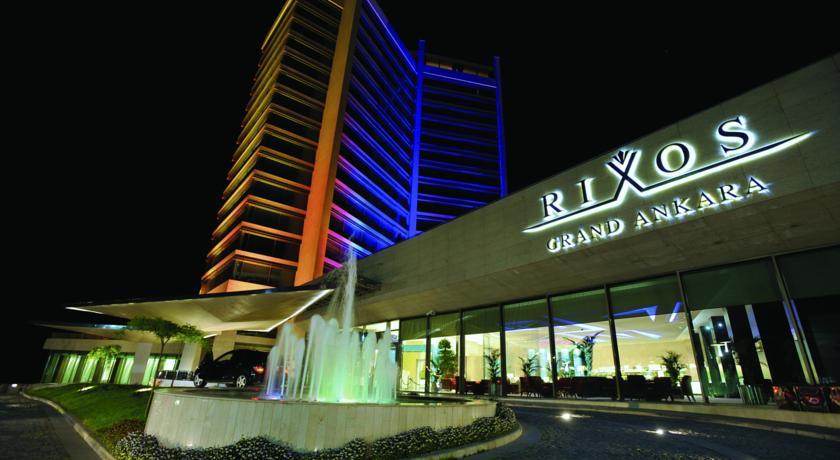 هتل GRAND ANKARA
