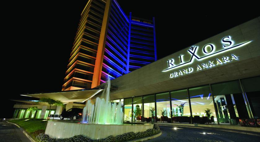 هتل Grand Ankara Hotel
