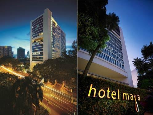 هتل Maya Hotel
