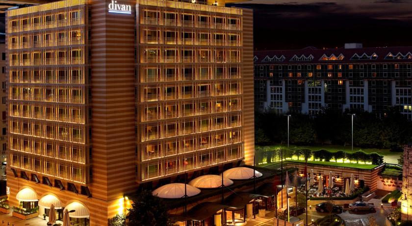 هتل Divan Taksim