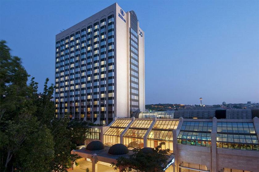 هتل Hilton
