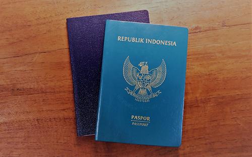 مدارک مورد نياز براي ويزاي اندونزي