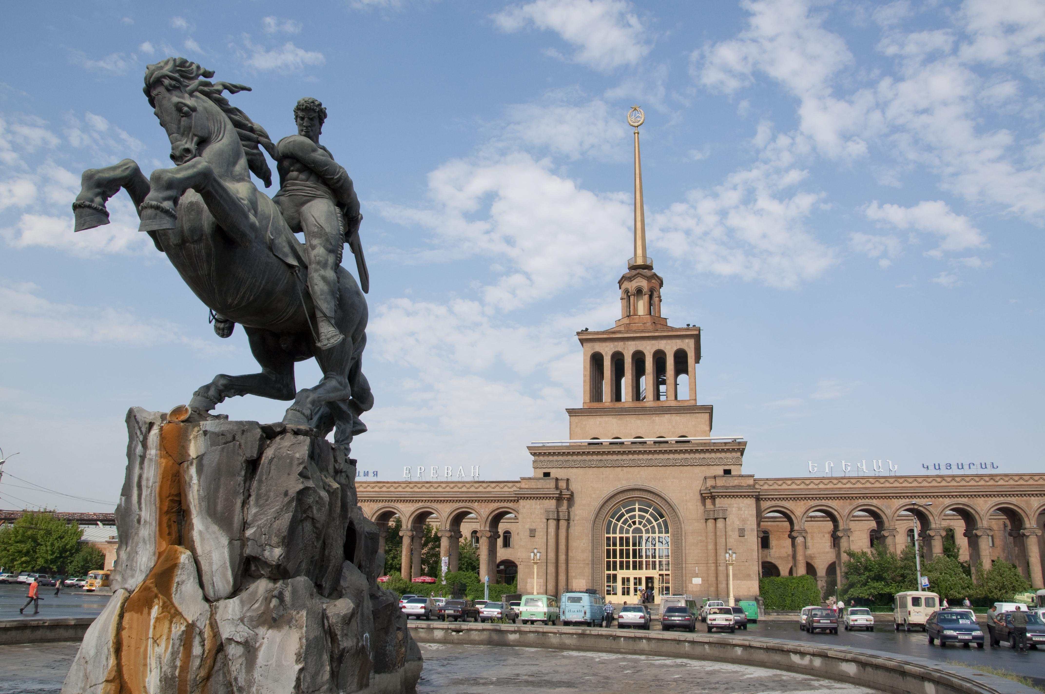 تور ارمنستان ویژه پاییز 1400
