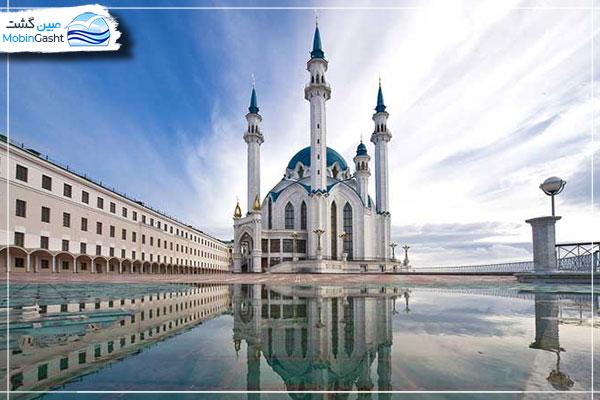 مسجد-قل-شریف-(Kul-Sharif-Mosque)