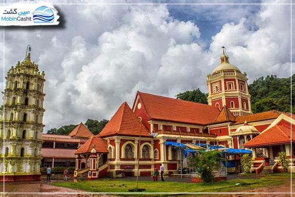 معبد-شانتادورگا-Shantadurga