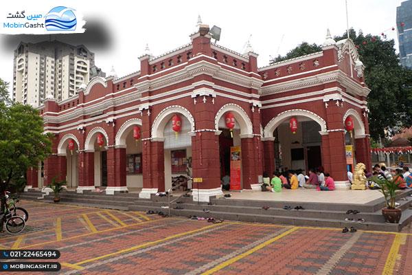 معبد-ماها-ویهارای-بودایی