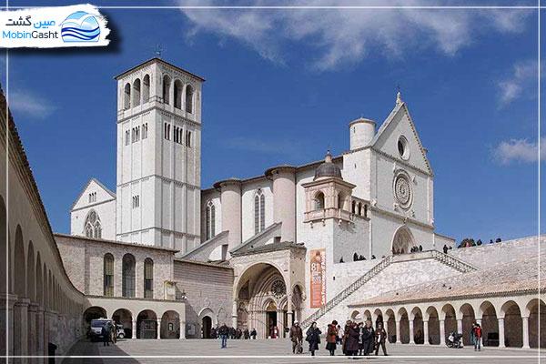 کلیسای-سنت-فرانسیس-آسیسی