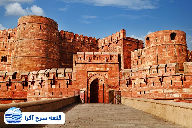 قلعه-سرخ-آگرا