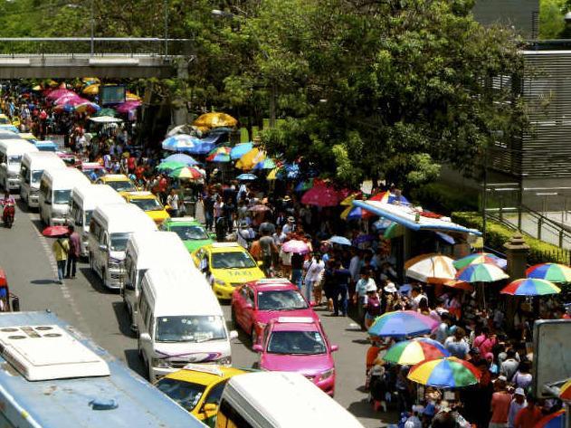 بازار-چاتوچاک-بانکوک