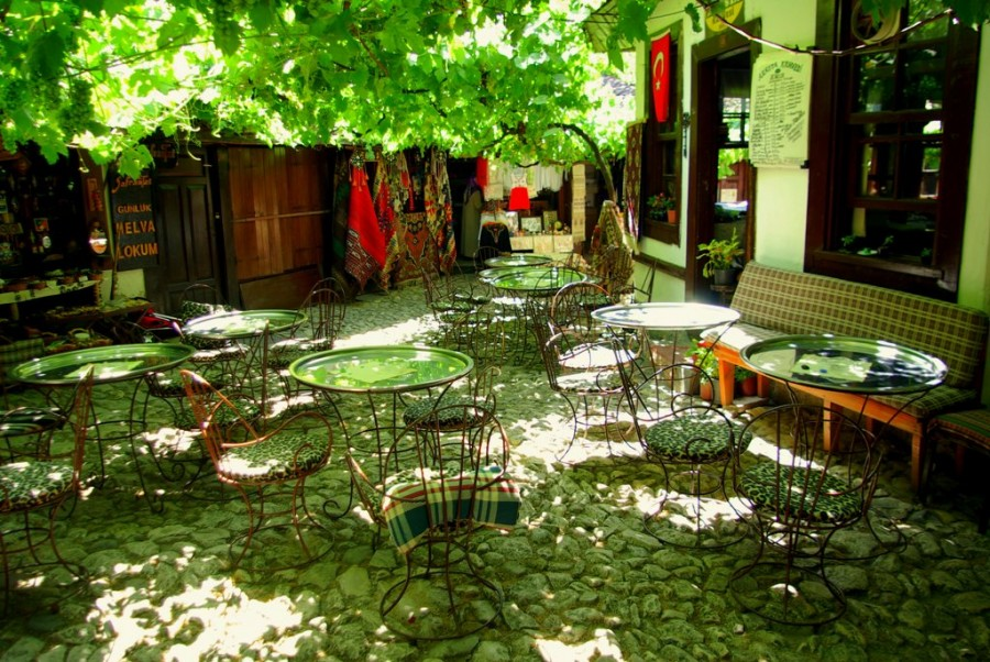 رستوران-Degrirmen-کوش-آداسی