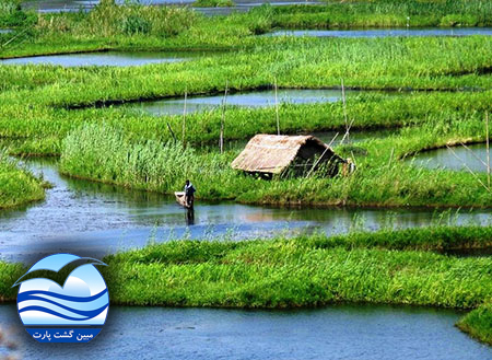 عجیب-ترین-جاذبه-های-هند-دریاچه-شناور