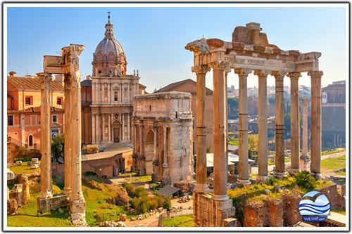 رومن-فروم-(roman-forum)