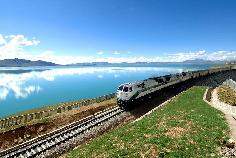 راه-آهن-چینگهای-تبت-چین