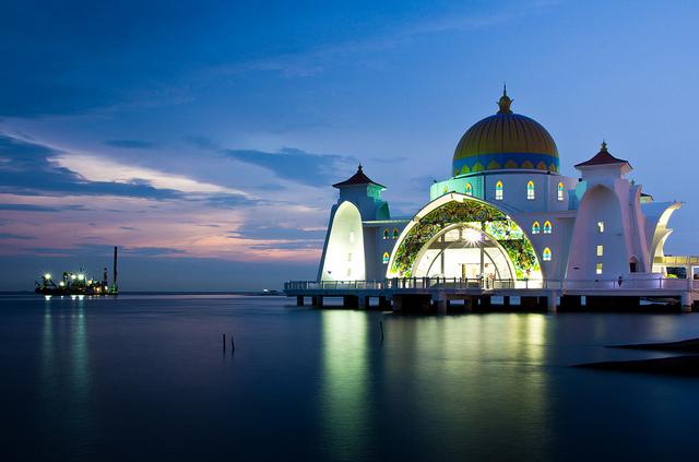 مسجد سلت ملاکا