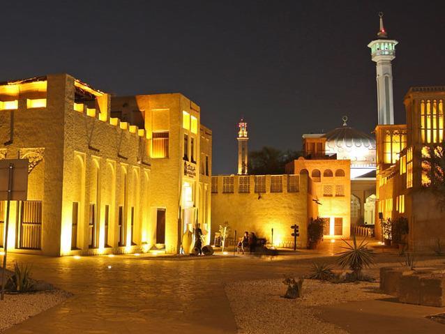 خانه-شیخ-سعید-آل-مکتوم