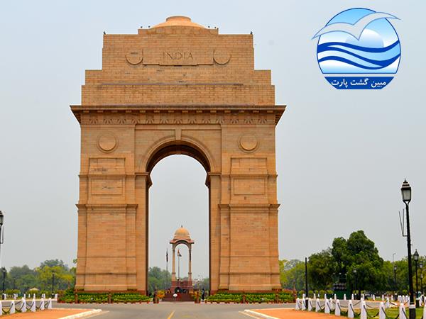دروازه-هند-در-دهلی-نو-India-Gate