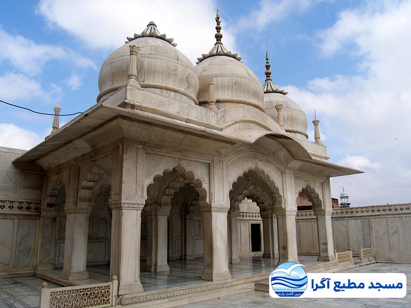 مسجد-مطیع-آگرا