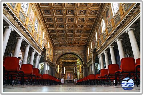 کلیسای-سانتا-ماریا-مجوره-(santa-maria-maggiore)