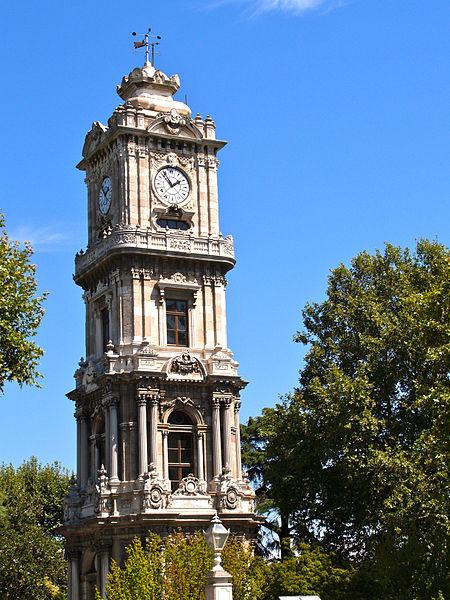 برج-ساعت-استانبول