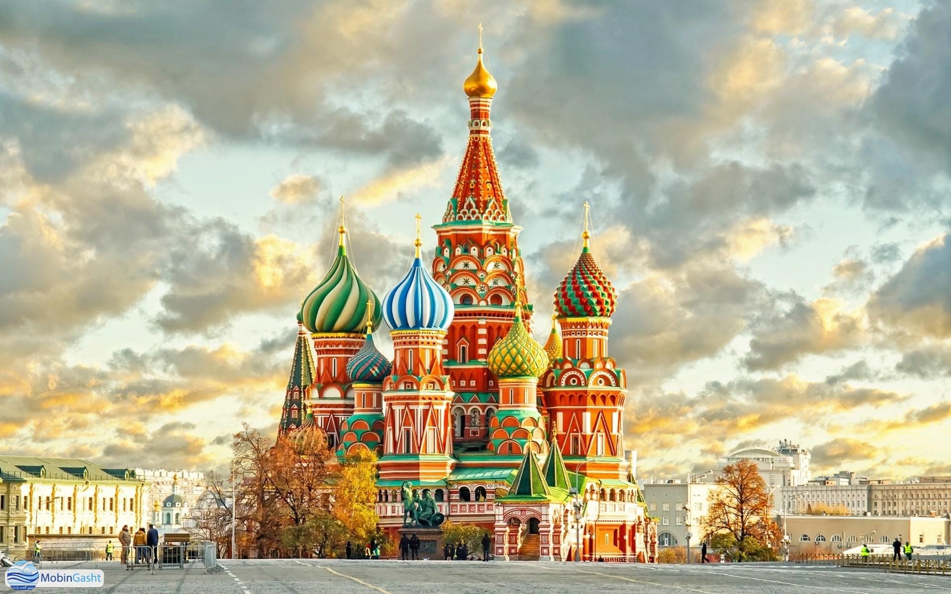 کاخ-کرملین-مسکو-روسیه