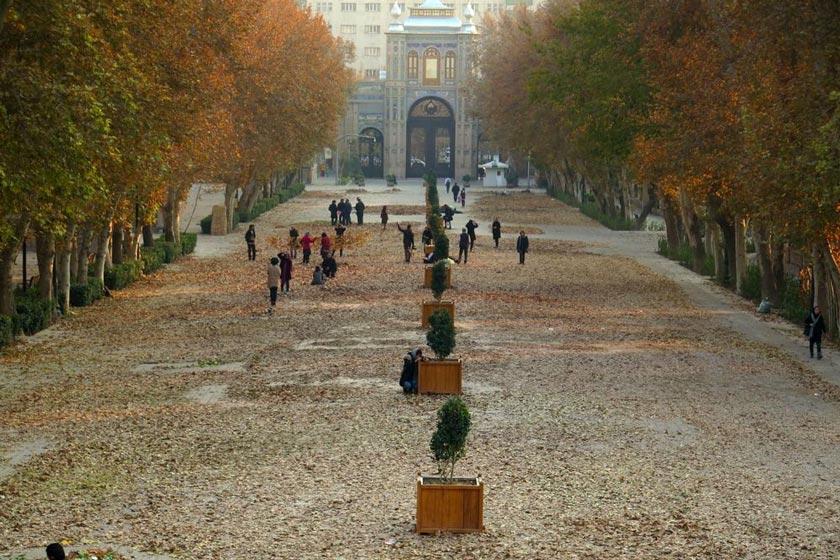 باغ-ملی-تهران