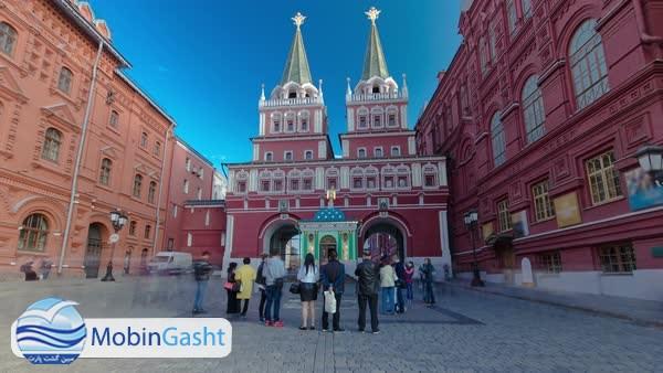 نقطه-صفر-شهر-مسکو-روسیه