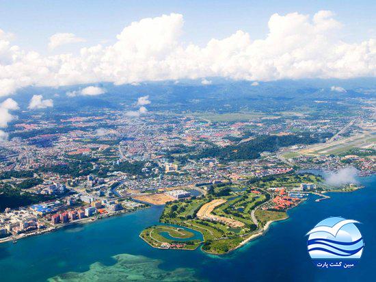 جزیره-زیبا-و-دیدنی-صباح-مالزي